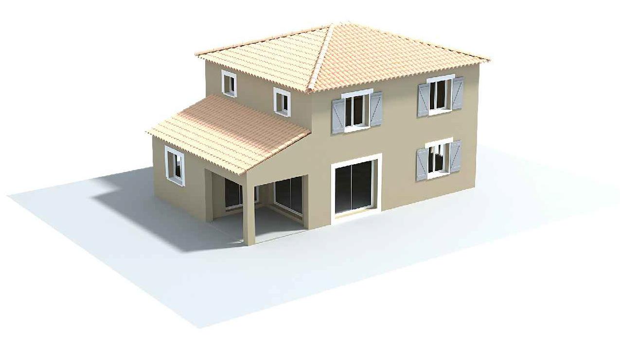 Suntree VILLA Concept 1 3D