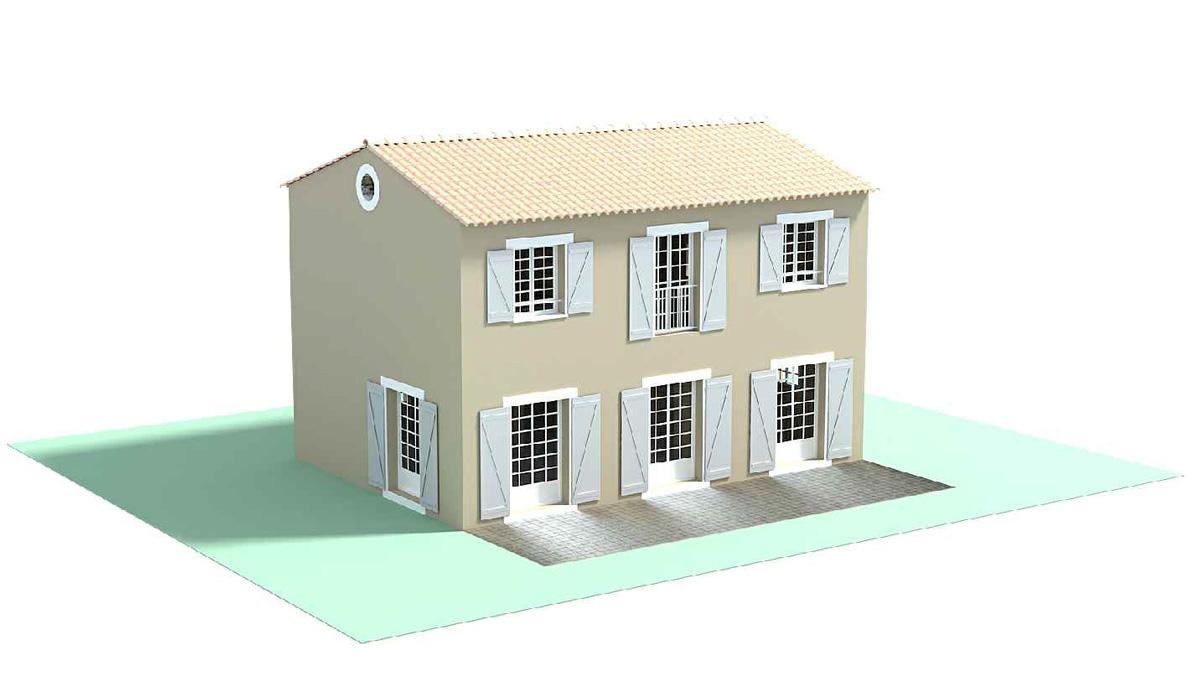 Suntree Villa Concept 6 Perspective
