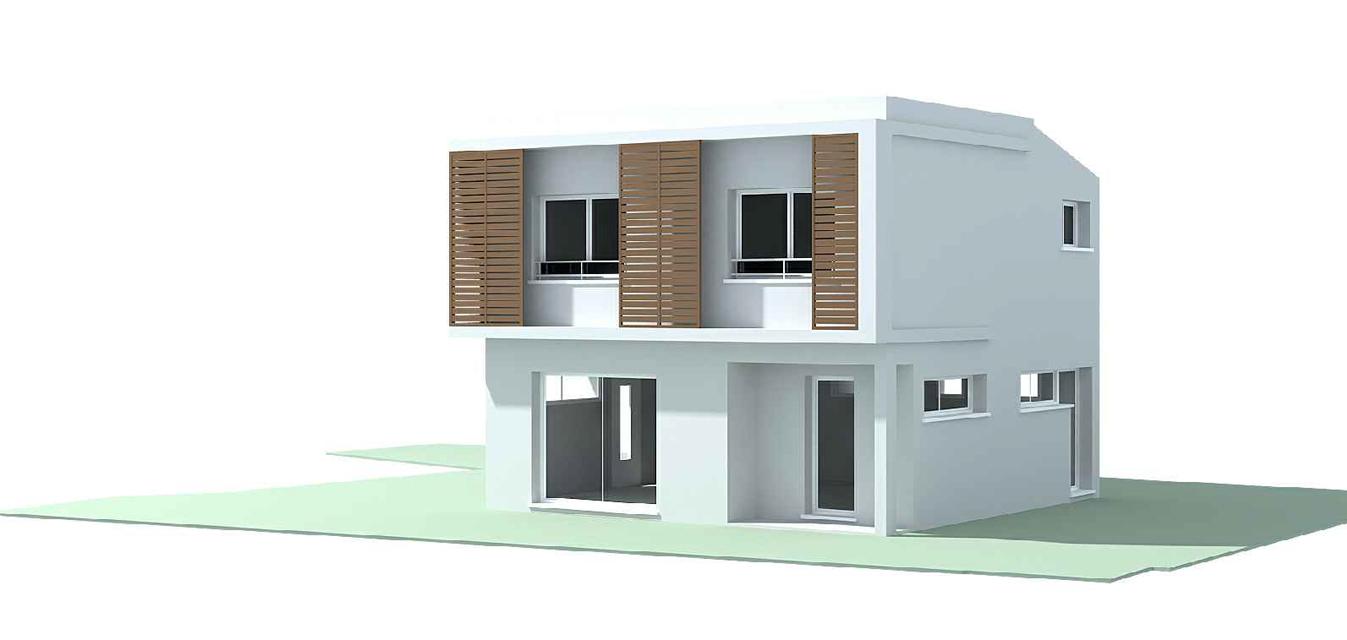 Suntree Villa Concept 7 Perspective