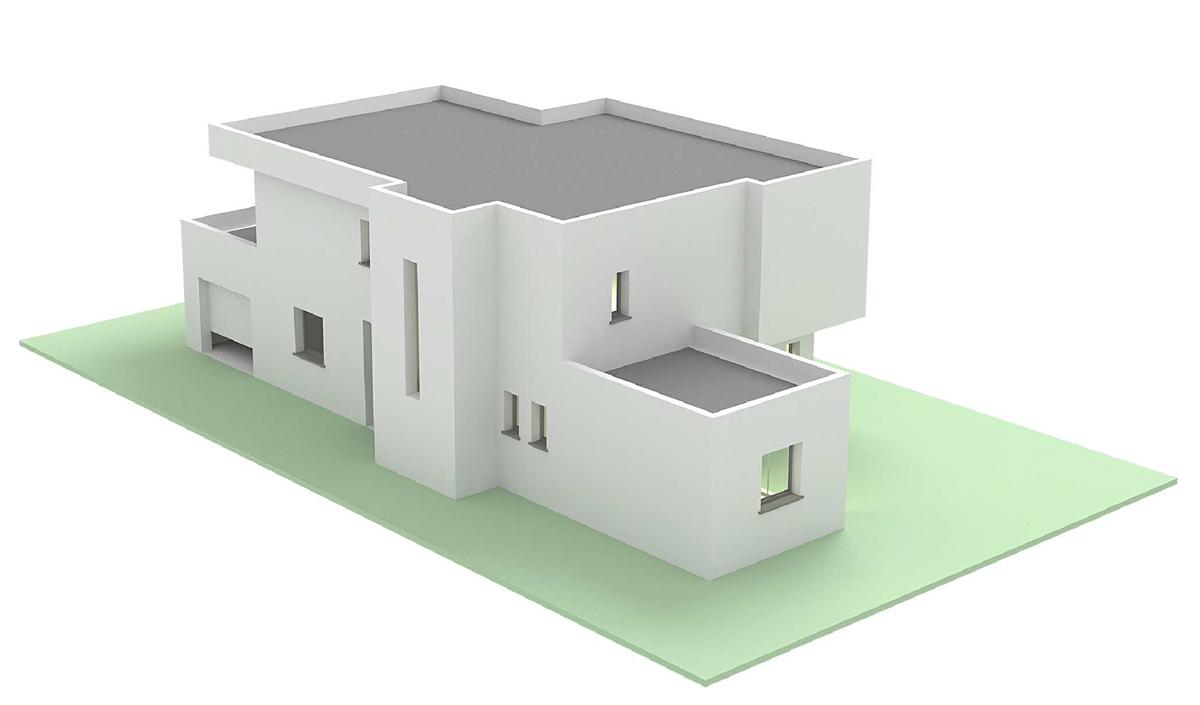 Suntree Villa Concept 4 Perspective