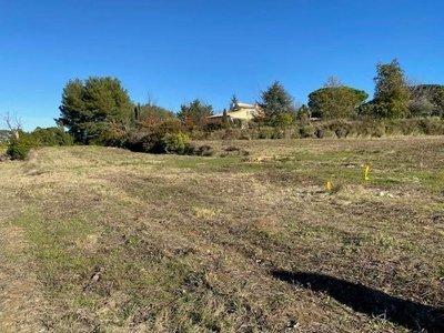 Terrains Constructible au Castellet